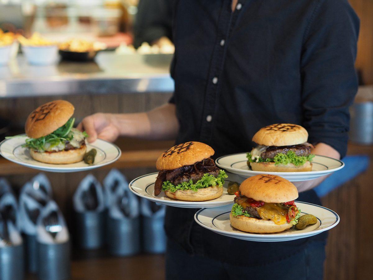 Døgnvill Burger Vulkan