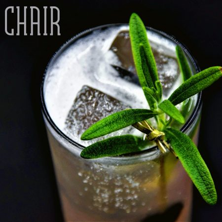 Gin and tonic herbs Chair