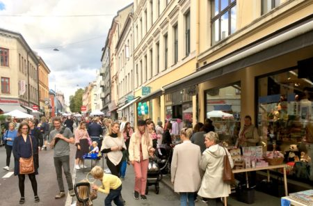 independent shops in Markveien