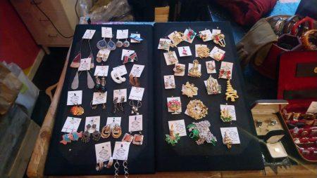 Varierte smykker