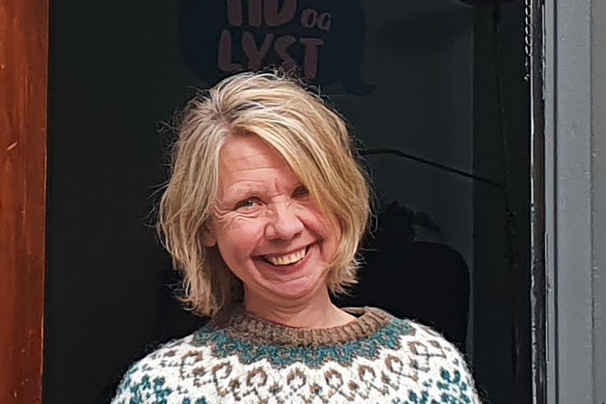 Daglig leder i Tid og Lyst, Pia Pedersen